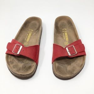 Birkenstock Shoes - BIRKENSTOCK Madrid Sandals size.39